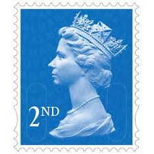 2nd Class Stamps